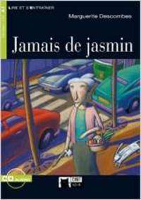 Jamais De Jasmin (a1)  (+cd) - Marguerite Descombes