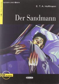 Der Sandman (+cd) - E. T. A. Hoffmann