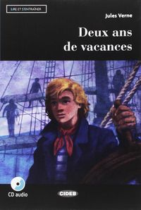 DEUX ANS DE VACANCES (+CD)
