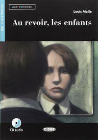 Au Revoir, Les Enfants (+cd) - Louis Malle