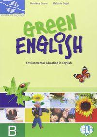 GREEN ENGLISH B