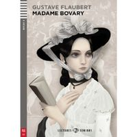 Niveau 4 - Madame Bovary (+cd) - Gustave Flaubert