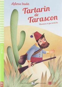 NIVEAU 4 - TARTARIN DE TARASCON (+CD)