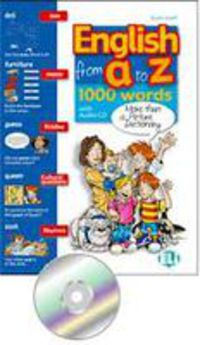 ENGLISH FROM A TO Z (+AUDIO-CD)
