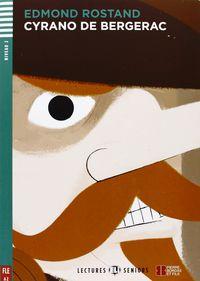 Niveau 2 - Cyrano De Bergerac (+cd) - Edmond Rostand