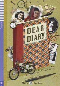 Ter 2 - Dear Diary (+cd-Rom) - Aa. Vv.