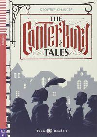 Canterbury Tales, The (+cd) - Aa. Vv.
