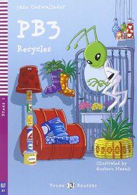 Yer 2 - Pb3 Recycles (+cd-Rom) - Aa. Vv.