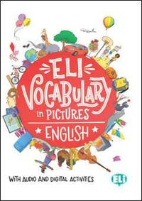 ELI VOCABULARY IN PICTURES - ENGLISH (+AUDIO ONLINE)