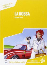 La  rossa (+mp3 online) - Aa. Vv.