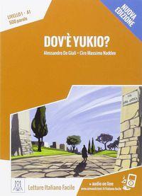 Dov´e Yukio? (+mp3 Online) - Aa. Vv.