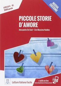 Piccole Storie D'amore (+mp3 Online) - Aa. Vv.