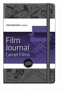 Moleskine Passions Film Journal -