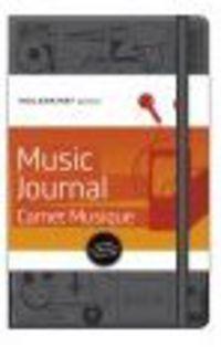Moleskine Passions Music Journal -