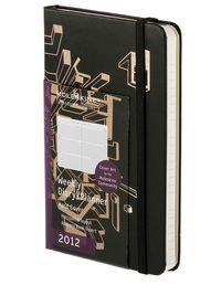 2012 Cover Art Agenda Diario S / V Pocket Horiz. Sergei R: 1009054 -