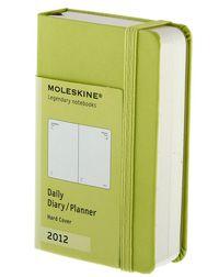2012 Moleskine Agenda Diario D / P Xs Lima R: 1009043 -