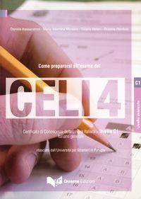COME PREPARARSI ALL'ESAME DEL CELI 4 + CD