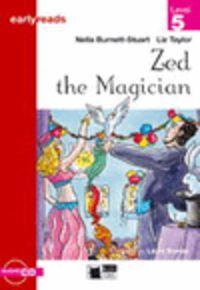 Step 5 - Zed The Magician (+cd) - Nelia Burnett-stuart