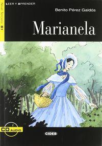 Marianela (+cd) - Benito Perez Galdos