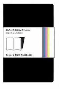 Moleskine Volant Pocket Plain Black -