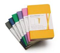 Moleskine Volant Plain Pocket (pack Azul Marino) - Aa. Vv.
