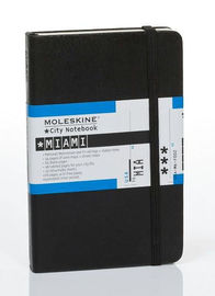 MIAMI CITY NOTEBOOK - MOLESKINE