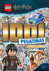 HARRY POTTER LEGO - 1001 PEGATINAS