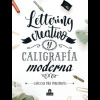 LETTERING CREATIVO Y CALIGRAFIA MODERNA - EJERCICIOS PARA PRINCIPIANTES
