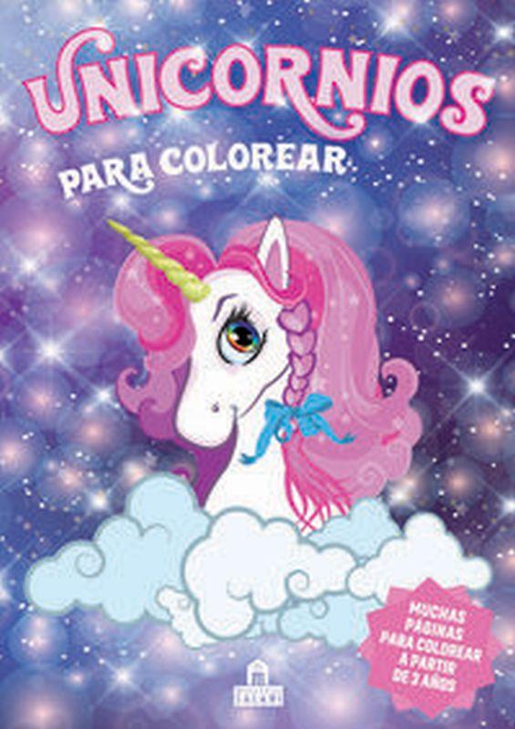 Unicornios Para Colorear - Aa. Vv.