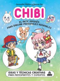 CHIBI EL ARTE JAPONES PARA DIBUJAR PERSONAJES ADORABLES
