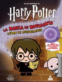 HARRY POTTER - LA MAGIA DE HOGWARTS