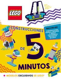 LEGO - CONSTRUCCIONES DE 5 MINUTOS