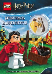 HARRY POTTER LEGO - ¡JUGUEMOS A QUIDDITCH!