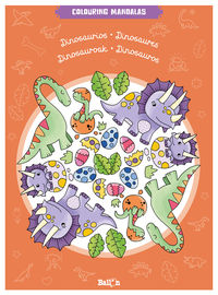 Dinosaurios - Colouring Mandalas - Aa. Vv.