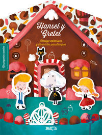 HANSEL Y GRETEL - STICKERS