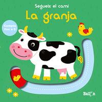 Granja, La - Segueix El Cami - Compta Fins A 5 - Aa. Vv.