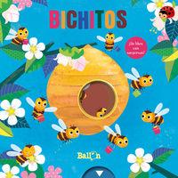 BICHITOS - LIBRO CON SORPRESAS