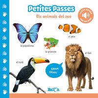 ANIMALS DEL ZOO, ELS (PP LLIBRE SONOR)
