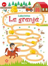 LABERINTOS - LA GRANJA