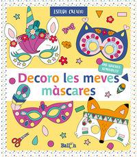 DECORO LES MEVES MASCARES - GROC