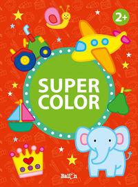 SUPER COLOR +2 (ROJO)