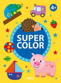 SUPER COLOR +4 (AMARILLO)