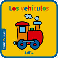 VEHICULOS, LOS - LIBROS BLANDITOS MINI
