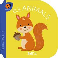 animals, els - petita marieta - Aa. Vv.