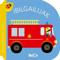 IBILGAILUAK - MARIGORRINGO TXIKIA