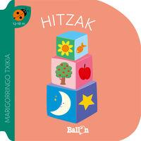 hitzak - marigorringo txikia - Batzuk