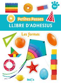 FORMES, LES - PETITES PASSES - LLIBRES D'ADHESIUS