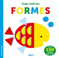 FORMES - PETITS CURIOSOS - ADHESIUS-JUGO AMB ELS COLORS