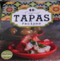 TAPAS TIN FULL OF COOKING (INGLES) - LATAS DE RECETAS