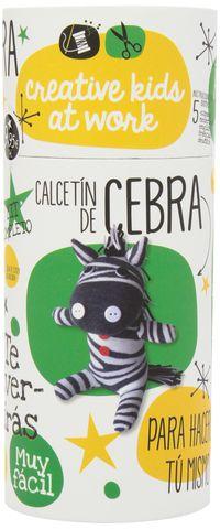 Calcetin De Cebra (tubo) - Aa. Vv.